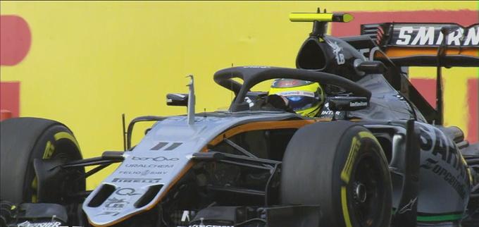 Формула-1. Гран-при Японии. Росберг — лидер первой тренировки