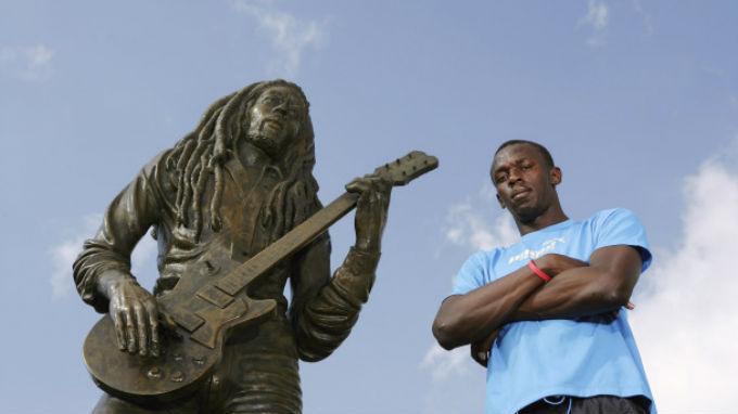 ВКингстоне появится монумент Усэйну Болту