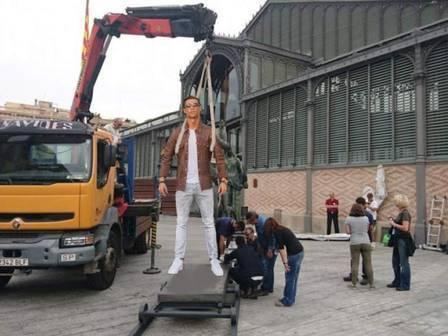«Мастера Фотошопа» поиздевались над Криштиану Роналду