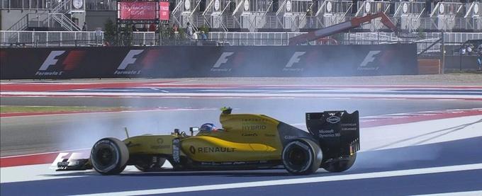 Формула-1. Гран-при США. Хэмилтон  –  лидер первой тренировки
