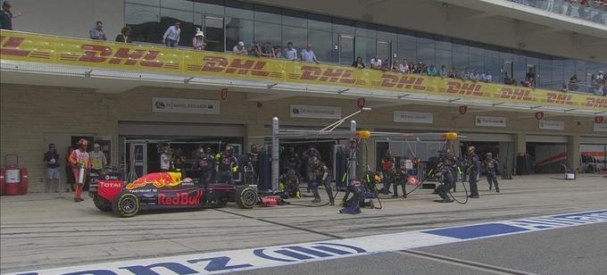 Формула-1. Хэмилтон побеждает на Гран-при США!