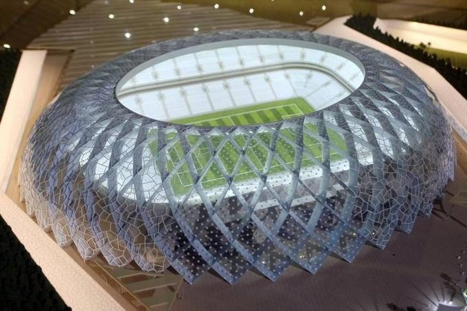 При строительстве стадиона к ЧМ погиб рабочий