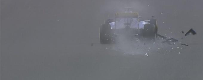 Формула-1. Гран-при Мексики. Хэмилтон  –  лидер первой тренировки