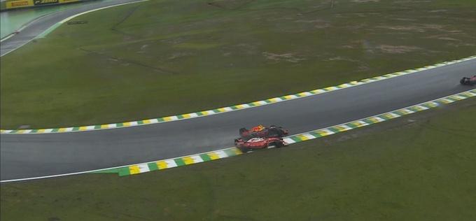 Формула-1. Гран-при Бразилии. Хэмилтон выигрывает фантастическую гонку на Интерлагосе!