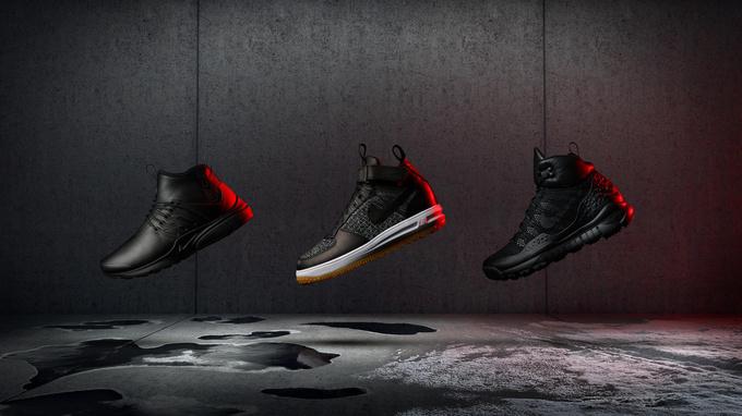Пять путей приготовиться к зиме с Nike