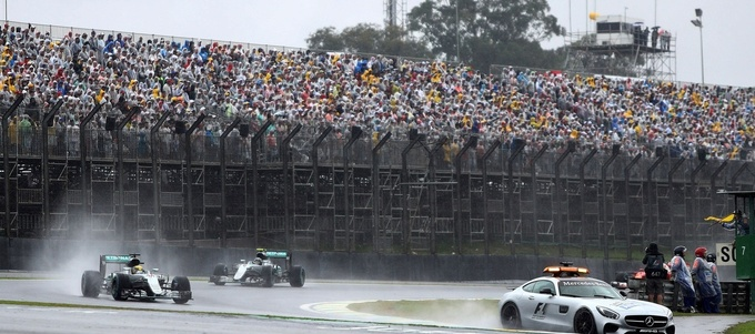 Формула-1. Гран-при Бразилии. Цитаты уик-энда