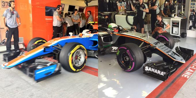 Формула-1. Гран-при Абу-Даби. Хэмилтон — лидер первой тренировки
