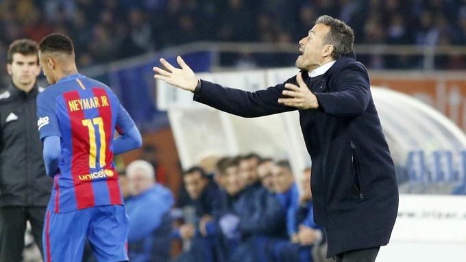Как Барселона «горела» на Аноэте