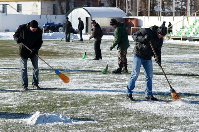 Матч Полтава – Шахтер не состоится