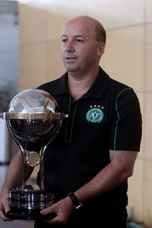 Шапекоэнсе будет признан чемпионом Копа Судамерикана