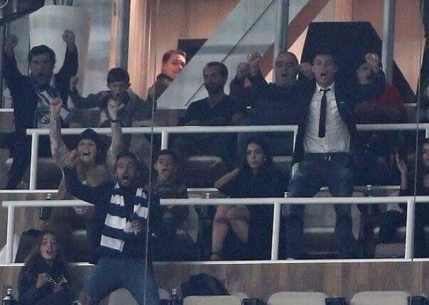 Роналду показал миру свою новую девушку на матче Реала
