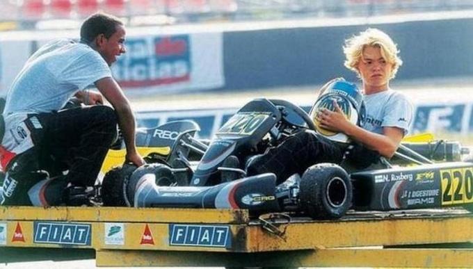 Формула-1. В будущем мы с Хэмилтоном можем вновь подружиться