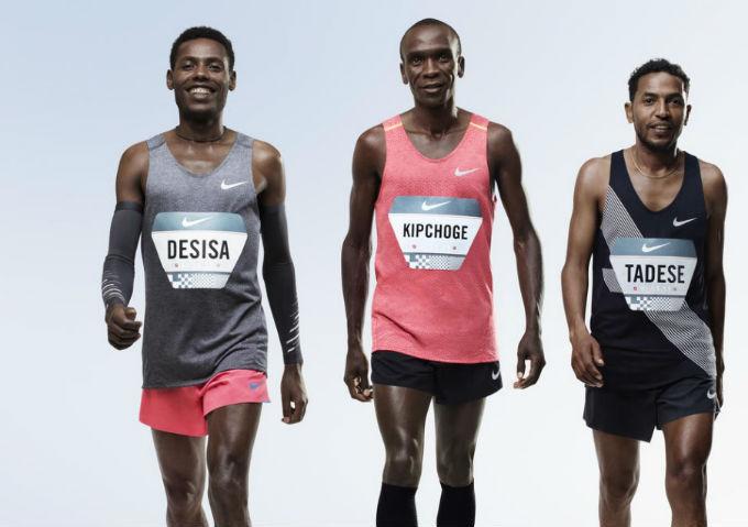 Преодолеть непреодолимое вместе с Nike