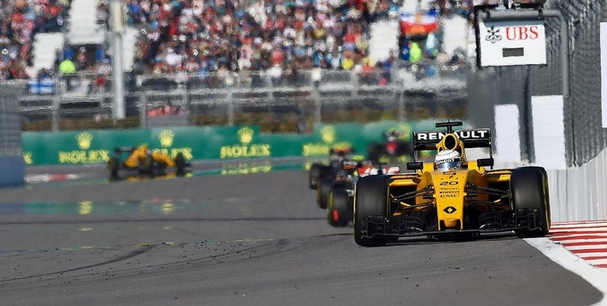 Формула-1. Итоги сезона: Рено — плановый переход