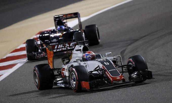 Формула-1. Итоги сезона: Хаас  –  удачный дебют