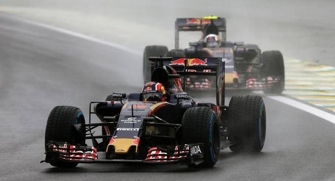 Формула-1. Итоги сезона: Торо Россо — когда выбора нет
