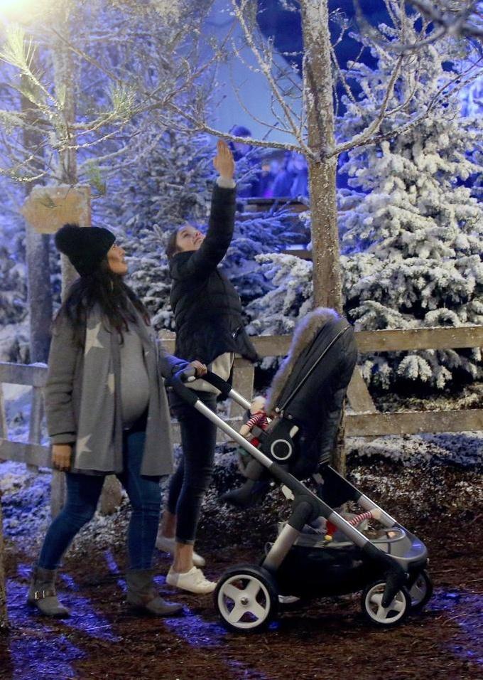 Варди поехал к Санта-Клаусу в Лапландию