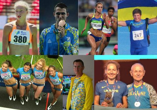 Легкая атлетика. Бондаренко и Земляк - лучшие спортсмены года