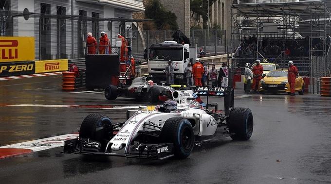 Формула-1. Итоги сезона: Уильямс  –  очередной провал