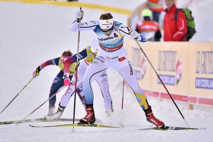 Лыжные гонки. Нильссон и Устюгов победили в дебюте Тур де Ски