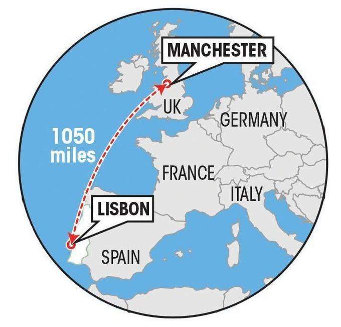 Моуриньо: с тренировки в Лиссабон, с Лиссабона на тренировку