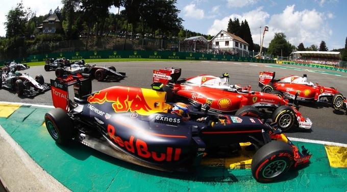 Формула-1. Итоги сезона: Феррари – красная неудача