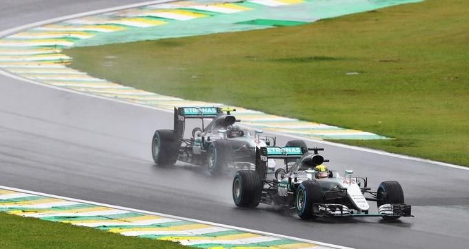 Формула-1. Итоги сезона: Мерседес  –  недостижимые