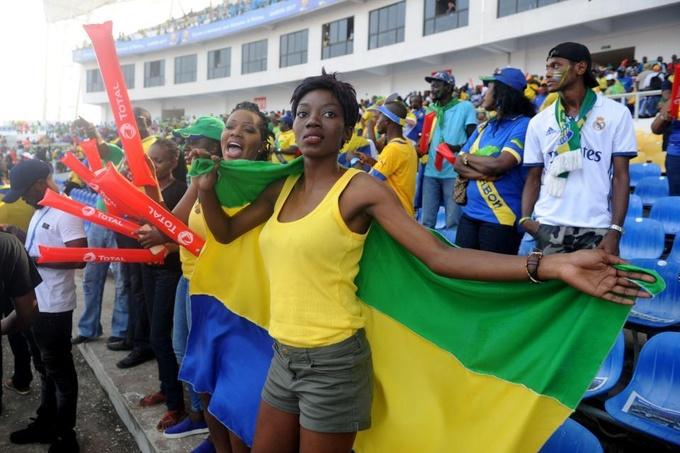 Африканский праздник или Кубок, который никому не нужен