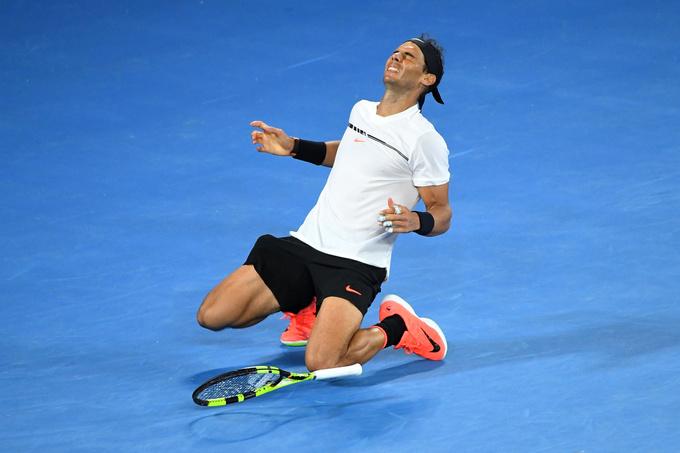 Надаль – второй финалист Australian Open