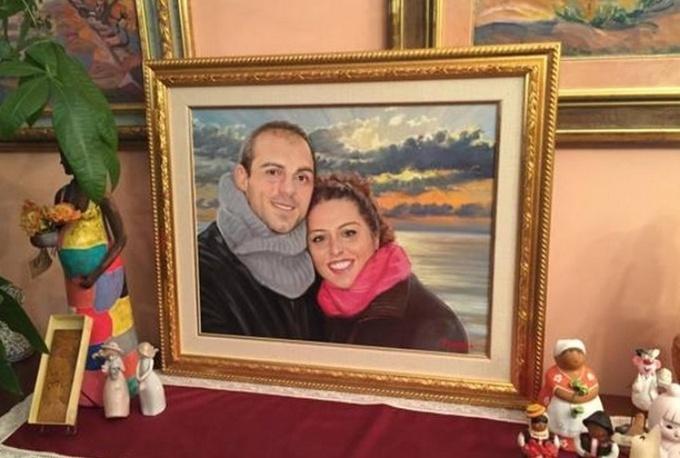 Итальянский футболист застрелил убийцу своей жены