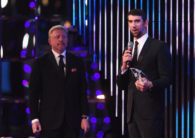 Усэйт Болт, Нико Росберг и Лестер получили Спортивный Оскар