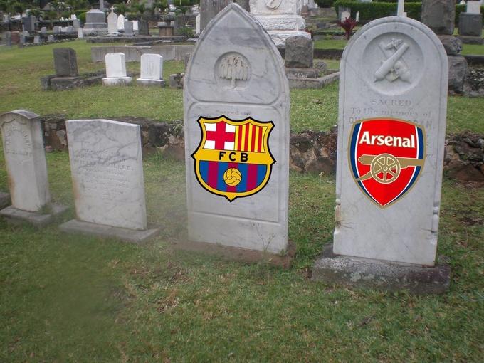Бавария - Арсенал: лучшие мемы на поражение канониров