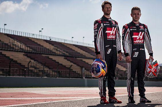 Haas официально представила машину VF-17