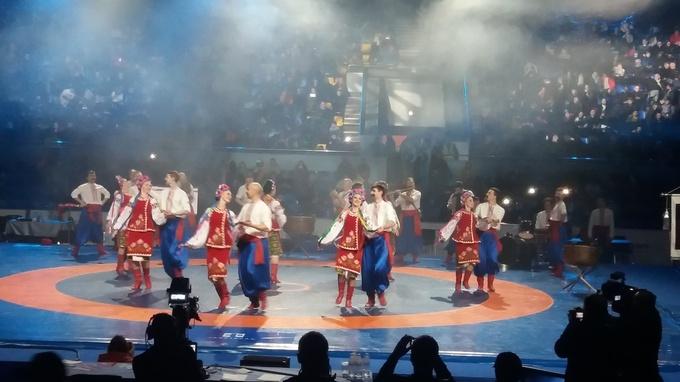 Киевский турнир по борьбе: Дебют тренера Варданяна и бронза олимпийской чемпионки