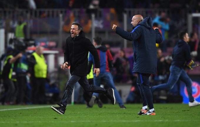 Барселона совершила невероятное, забив ПСЖ шесть мячей