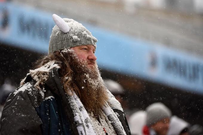 Самый холодный матч в истории МЛС собрал 35 тысяч болельщиков