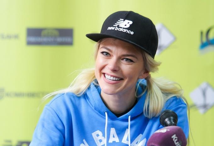 Виктория Мазур стала 5-той вмногоборье накиевском этапе Гран-При