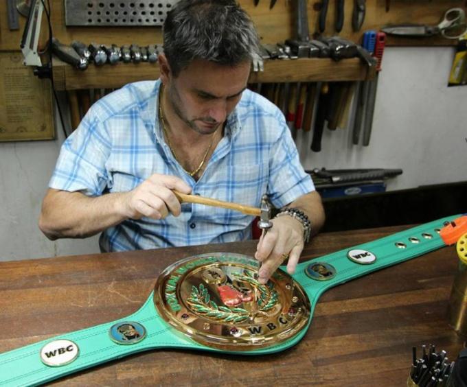 Головин – Джейкобс: На кону боя будет особенный пояс WBC