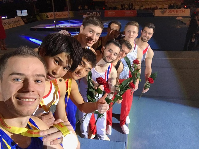 Верняев выиграл этап Кубка мира в Штутгарте