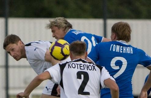 Днепр в товарищеском матче обыграл Кривбасс