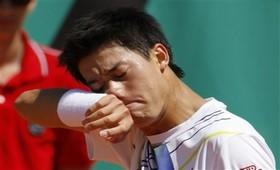 Травма Нишикори оказалась не слишком серьезной