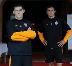Степаненко и Кривцов о первом матче в футболке Шахтера