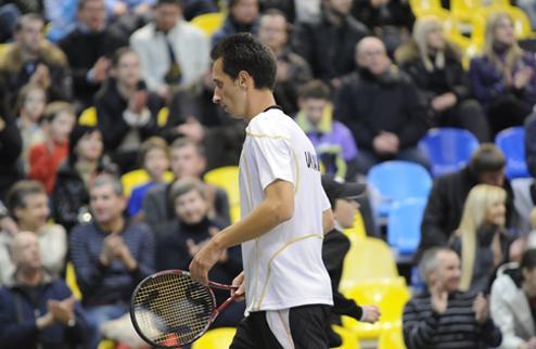 Стаховский и Долгополов в полуфиналах турниров ATP