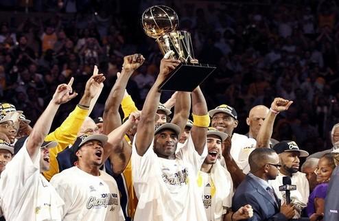 НБА. Лейкерс - чемпионы!