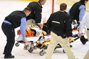 НХЛ: Борьба с грубостью продолжается