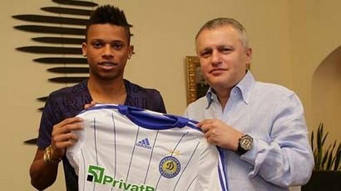 Официально: Андре стал игроком Динамо