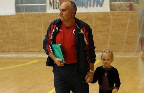Футзал. У Енакиевца - новый старый главный тренер