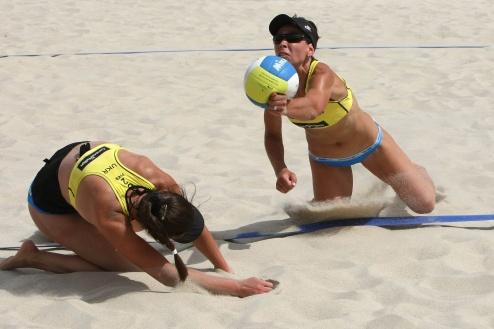 Пляжный волейбол. Ильичевск примет этап Кубка мира