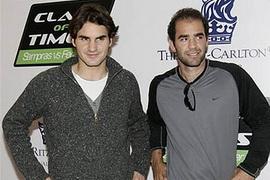 """Сампрас: """"Федерер способен выиграть 10 титулов Уимблдона"""""""