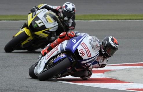 MotoGP. Гран-при Великобритании. Лоренсо - победитель